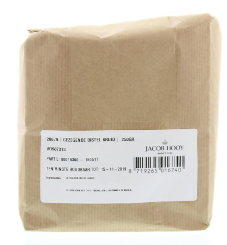 Jacob Hooy Jacob Hooy Gezegende distel (250 gram)