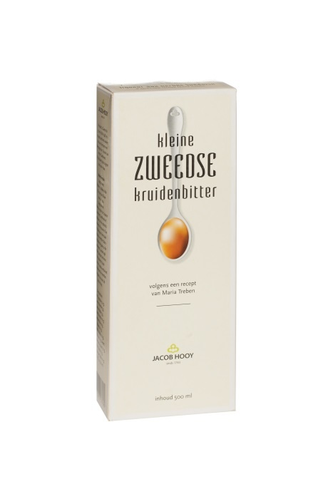 Jacob Hooy Jacob Hooy Zweedse kruidenbitter groot (500 ml)