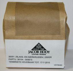 Jacob Hooy Jacob Hooy Blaas en nier kruiden (250 gram)