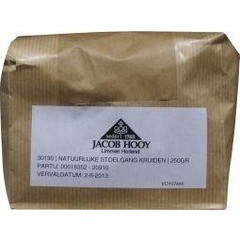 Jacob Hooy Natuurlijke stoelgangkruid (250 gram)