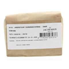 Jacob Hooy Ondersteunt zuurgraad maag (250 gram)