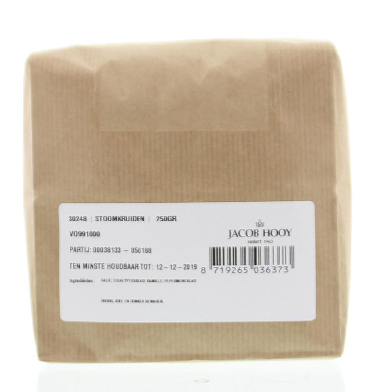 Jacob Hooy Jacob Hooy Stoomkruiden (250 gram)