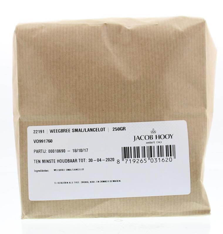 Jacob Hooy Jacob Hooy Weegbree smal (250 gram)