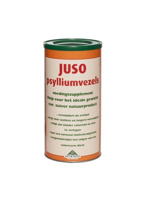Jacob Hooy Jacob Hooy Juso psyllium hulpvezels (300 gram)