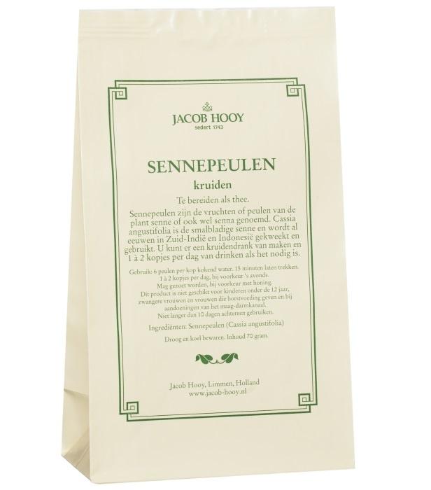 Jacob Hooy Jacob Hooy Sennepeulen (geel zakje) (70 gram)