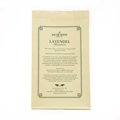 Jacob Hooy Lavendel (bloemen) geel zakje (50 gram)