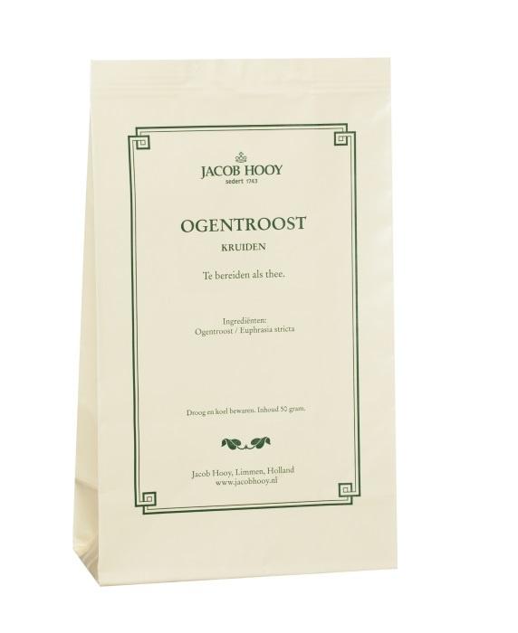 Jacob Hooy Jacob Hooy Ogentroost (geel zakje) (50 gram)