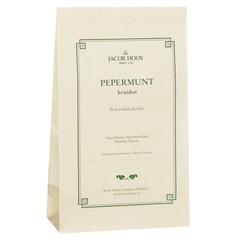 Jacob Hooy Pepermuntblad heel 1e kwaliteit (geel zakje) (20 gram)
