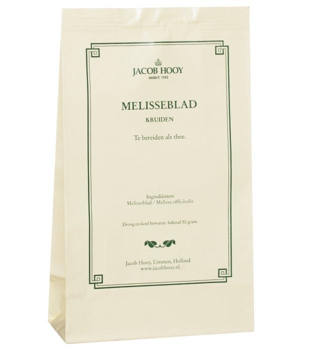 Jacob Hooy Jacob Hooy Melisseblad (geel zakje) (50 gram)