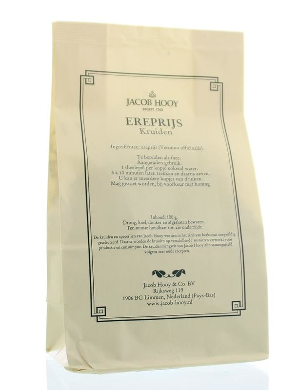 Jacob Hooy Jacob Hooy Ereprijs (geel zakje) (100 gram)