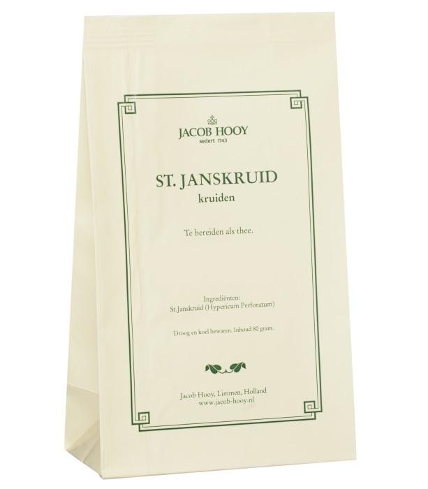 Jacob Hooy Jacob Hooy Sint Janskruid (geel zakje) (80 gram)