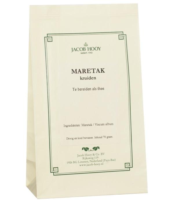 Jacob Hooy Jacob Hooy Maretak (geel zakje) (70 gram)