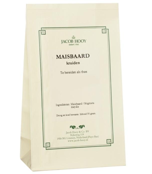Jacob Hooy Jacob Hooy Maisbaard (geel zakje) (50 gram)