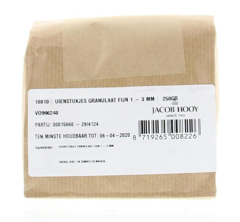 Jacob Hooy Jacob Hooy Uienstukjes granulaat (250 gram)
