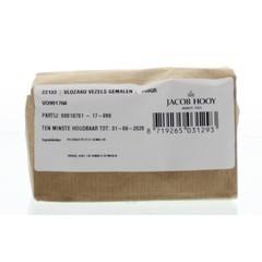 Jacob Hooy Vlozaad vezels gemalen (250 gram)