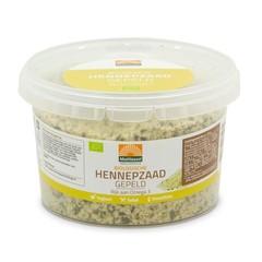 Mattisson Hennepzaad gepeld biologisch (250 gram)