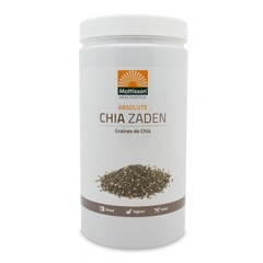 Mattisson Absolute chia zaad raw (1 kilogram)