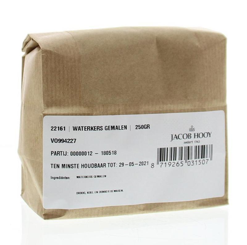 Jacob Hooy Jacob Hooy Waterkers gemalen (250 gram)
