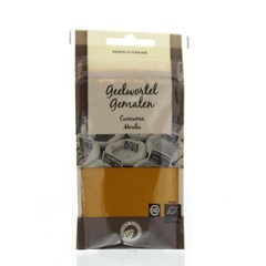 Org Flavour Comp Geelwortel/curcuma (23 gram)