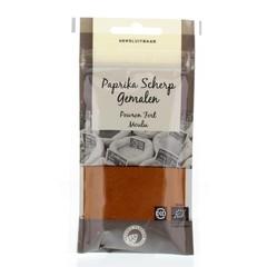 Org Flavour Comp Paprika scherp gemalen bio (25 gram)