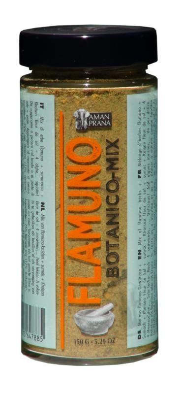 Amanprana Orac botanico mix flamuno (150 gram)