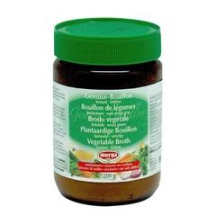 Morga Groentebouillon natriumarm (200 gram)
