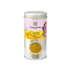Sonnentor Curry mild metalen bus (45 gram)