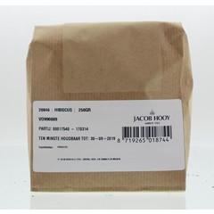 Jacob Hooy Hibiscus gesneden (250 gram)