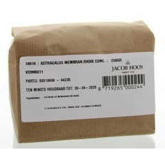 Jacob Hooy Astragalus radix gesneden (250 gram)