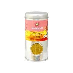 Sonnentor Curry scherp metalen bus (45 gram)