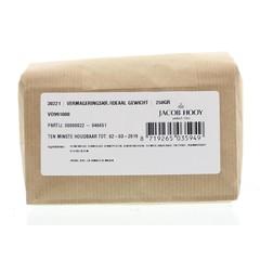 Jacob Hooy Ideaalgewicht/vermageringskruiden (250 gram)