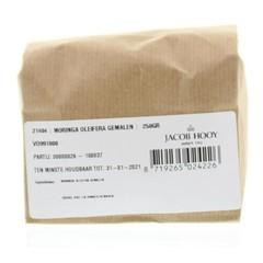 Jacob Hooy Moringa oleifera gemalen (250 gram)
