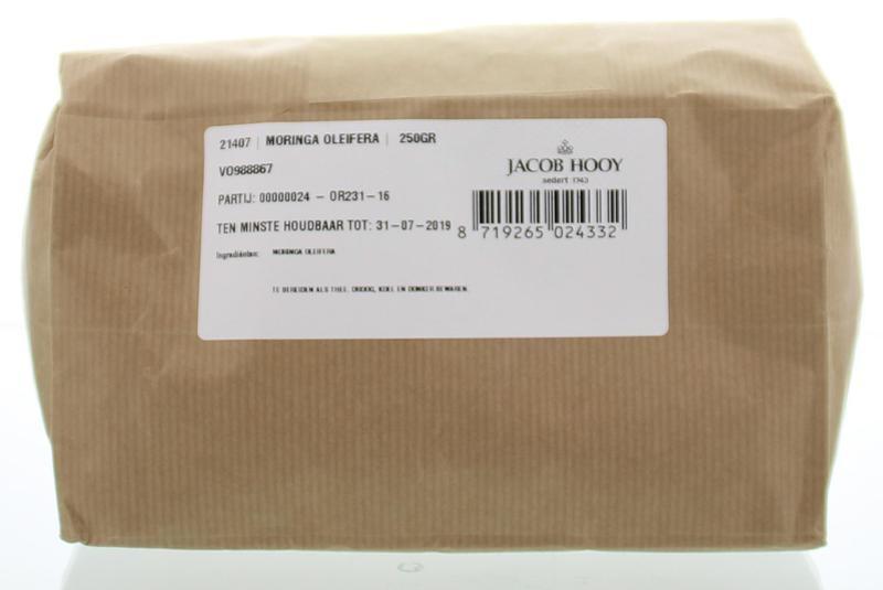 Jacob Hooy Jacob Hooy Moringa oleifera gesneden (250 gram)