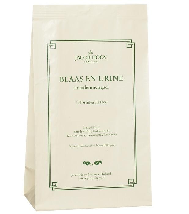 Jacob Hooy Jacob Hooy Blaas en urine (100 gram)