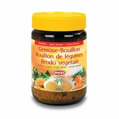 Morga Groentebouillon zonder gist (200 gram)