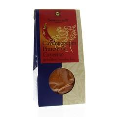 Sonnentor Cayennepeper gemalen (40 gram)