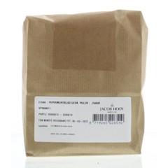 Jacob Hooy Pepermuntblad gesneden Polen (250 gram)