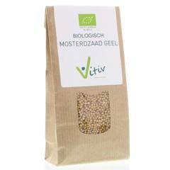 Vitiv Geel mosterdzaad (100 gram)
