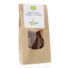 Vitiv Kaneel stangen (50 gram)