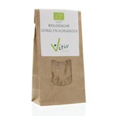 Vitiv Koriander gemalen (50 gram)