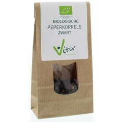 Vitiv Peperkorrel zwart (40 gram)