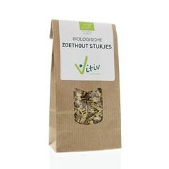 Vitiv Zoethoutstukjes (50 gram)