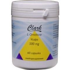 Clark L-Ornithine (60 vcaps)