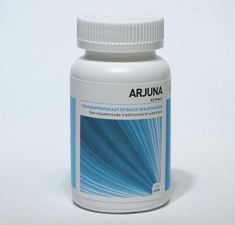 Ayurveda Health Ayurveda Health Arjuna terminalia (120 tabletten)