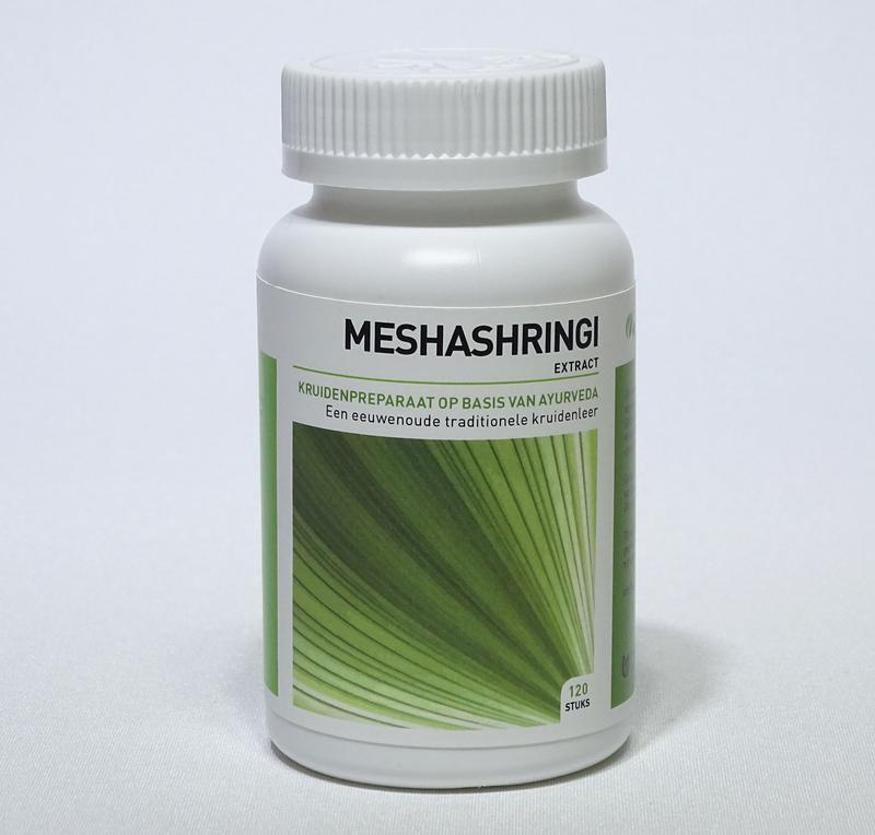 Ayurveda Health Ayurveda Health Meshashringi gymnema sylvestre (120 tabletten)