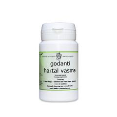 Surya Godanti hartal vasma (60 tabletten)