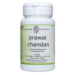 Surya Prawal chandan (60 tabletten)
