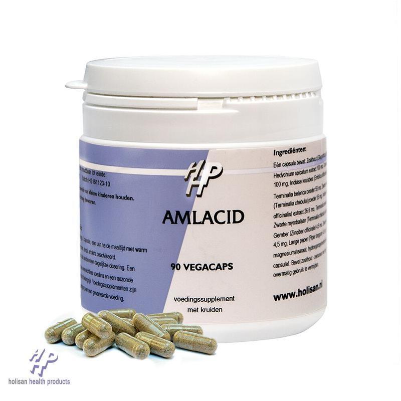 Holisan Holisan Amlacid (90 capsules)