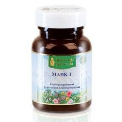 Maharishi Ayurv MADK 1 (60 tabletten)