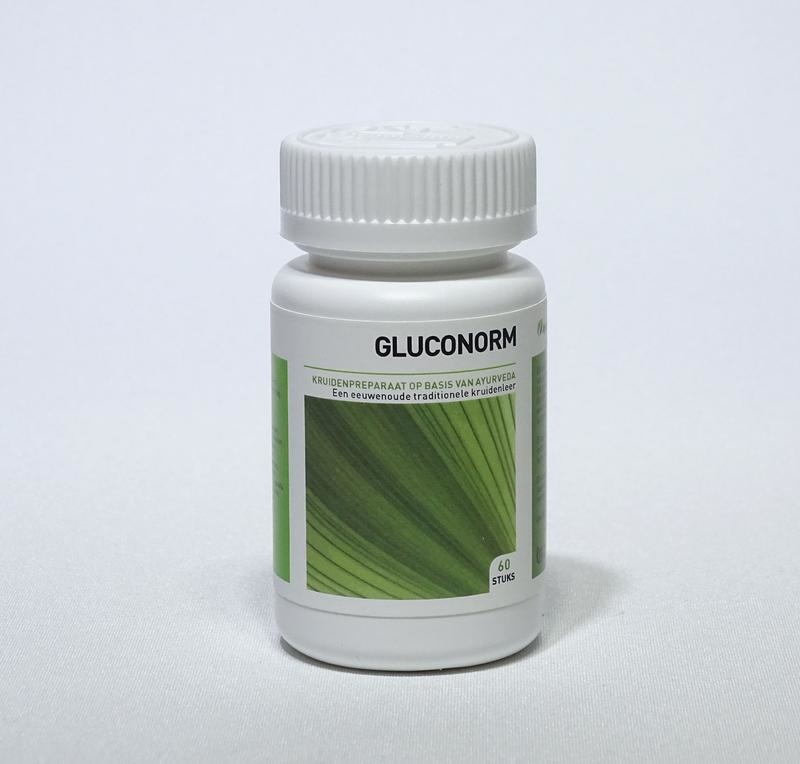 Ayurveda Health Ayurveda Health Gluconorm 500 mg (60 tabletten)